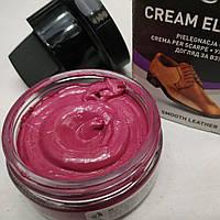 Крем для обуви малиновый темно-розовый свекольный Сoccine, фото 1
