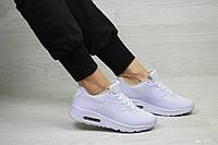 Подростковые,женские кроссовки Nike Air Max Hyperfuse,белые