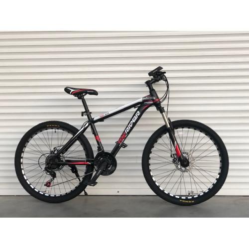 Горный подростковый одноподвесной велосипед 24 дюйма 14 рама Топ Райдер