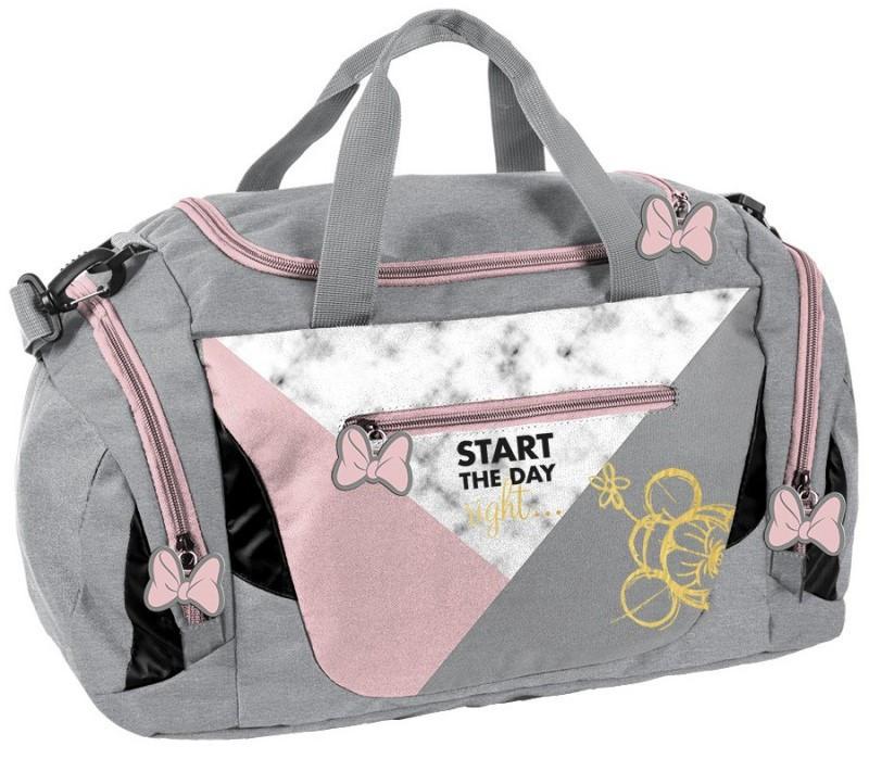 Жіноча спортивна сумка 27L Paso DISA-019