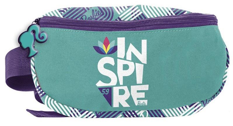 Женская сумка на пояс, бананка Paso BAD-510 разноцветная