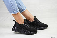 Подростковые модные кроссовки Adidas Sharks,черные, фото 1