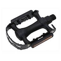 Педаль MTB CS-106S, пластик чёрные