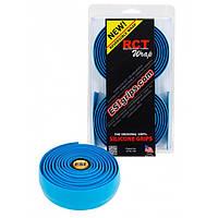 Обмотка руля силиконовая ESI RCT Wrap, голубая