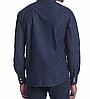 Джинсовая рубашка Levis Classic Western Shirt - Dark Wash Blue, фото 2