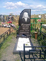 Памятник гранитный одинарный 1-47