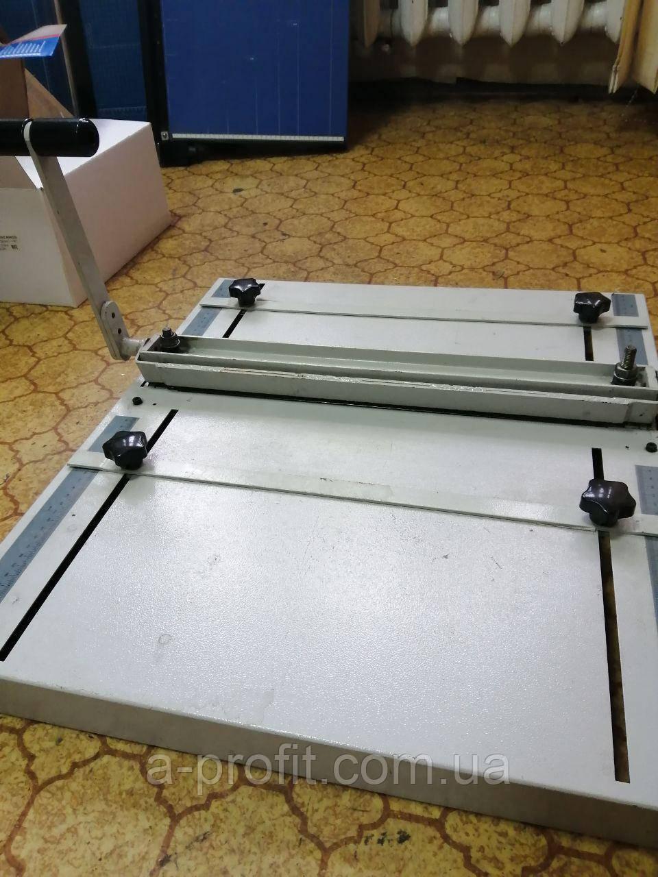 Биговальный станок CM-420