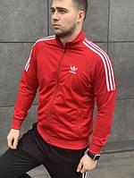 Мужская спортивная кофта Adidas, три цвета