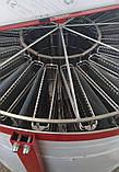 Медогонка хордиальная (кассетная), с перегородками, 20 кассет, МК20П(300), 220В, Бистар, фото 2