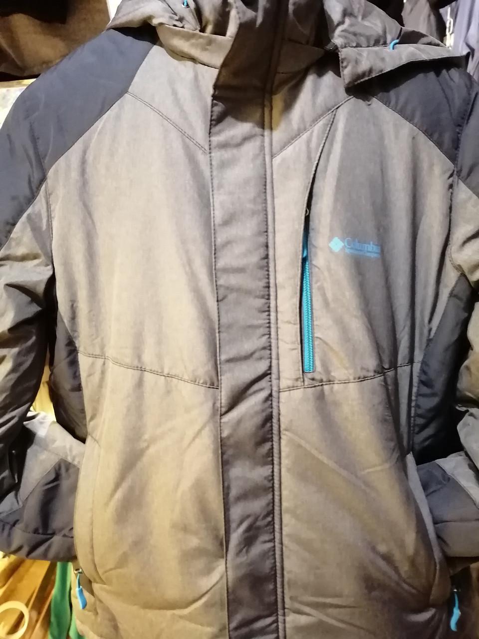 Мужская куртка colombia. Демисезоная р 46-48