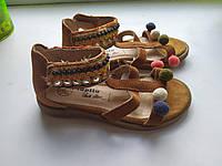 Детские босоножки кожаные девочка LUPILU® Haidi Klum 26-16.5,28-18