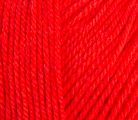 Пряжа Красная