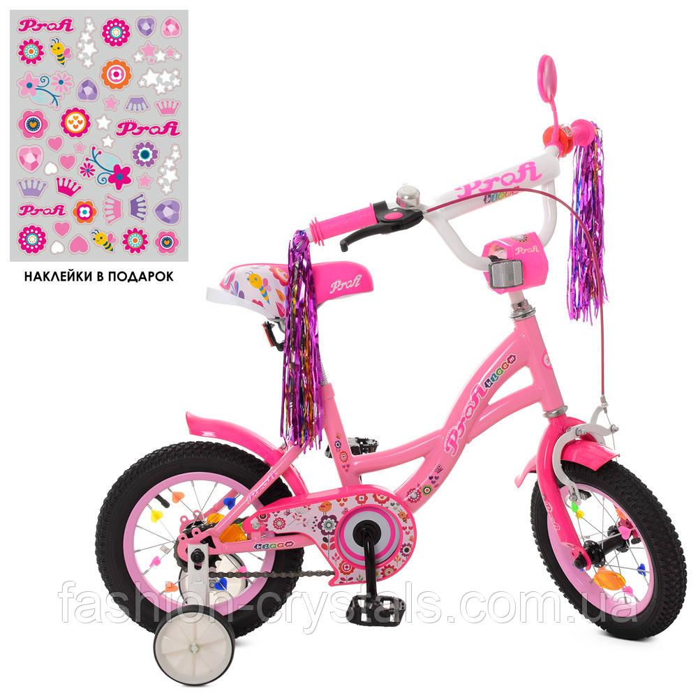 """Детский велосипед Profi Bloom 12"""""""