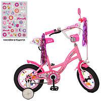 """Детский велосипед Profi Bloom 12"""", фото 1"""