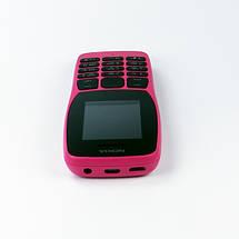 Мобильный телефон Nokia 110 Dual Sim 2019 Pink Розовый (TA-1192), фото 2