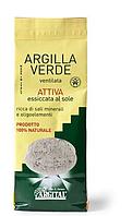 Активована зелена глина, висушена на сонці Argital 500 г