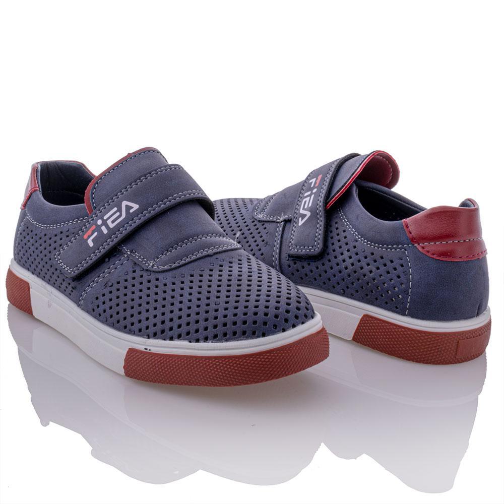 Туфли для мальчиков Bessky 32  синий 980920