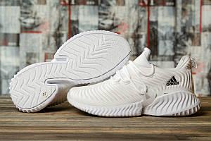 Кроссовки женские 16431, Adidas AlphaBounce Instinct, белые ( 37 39 )
