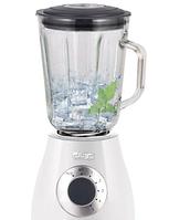 Блендер стационарный с кофемолкой 400 Вт стеклянная чаша 1,5л DSP 2056 белый