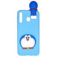 Чехол Cartoon 3D Case для Huawei P30 Lite Кот
