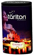 Чорний цейлонський чай для мандрівників Тарлтон Англійська ніч 250 г у жерстяній банці