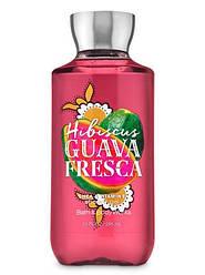 "Гель для душа Bath and Body Works ""Hibiscus Guava fresca"""