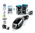 FM модулятор автомобильный 405 X5 с Bluetooth от прикуривателя / ФМ модулятор трансмиттер, фото 2