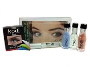 Материалы для наращивания и биозавивки ресниц Кodi Рrofessional