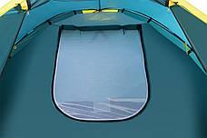 Палатка туристична Active Ridge (4-х місна) Bestway 68091 чотиримісна двошарова, фото 3