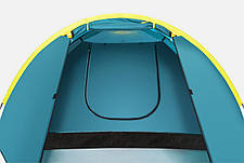 Палатка туристична Active Ridge (4-х місна) Bestway 68091 чотиримісна двошарова, фото 2