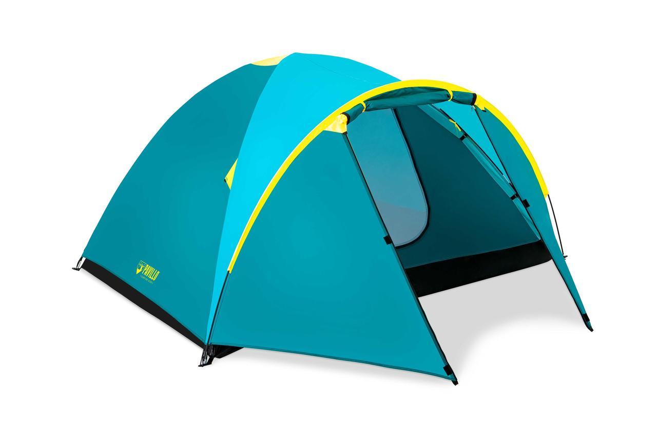 Палатка туристична Active Ridge (4-х місна) Bestway 68091 чотиримісна двошарова