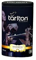 Чай для мандрівників чорний цейлонський Тарлтон Вікторія 250 г у жерстяній банці