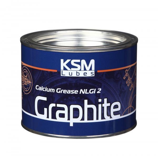 Смазка графитная KSM 0.4кг