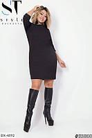 Сукня жіноча ошатне чорне супер батал розміри 50 52 54 56 58 60 Новинка 2020 є колір