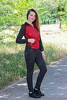 Спортивный костюм для девочек в школу двунитка   6931 Zeta-m
