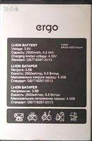 Аккумулятор 100% оригинал Ergo A502 Aurum
