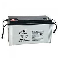 Аккумуляторная батарея Ritar AGM DC12-120 12V 120Ah