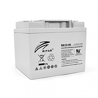 Аккумуляторная батарея Ritar AGM RA12-40 12V 40Ah