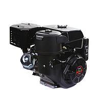 Двигатель бензиновый Weima WM190 FE-S (16 л.с., эл.стартер, шпонка, вал 25 мм)