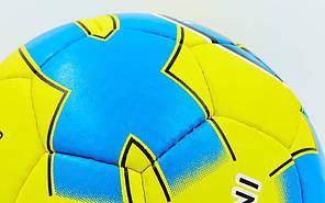 Мяч футбольный №5 Гриппи 5сл. INTER MILAN FB-0047-758 (№5, 5 сл., сшит вручную), фото 3