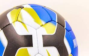 Мяч футбольный №5 Гриппи 5сл. CHELSEA FB-6698 (№5, 5 сл., сшит вручную), фото 3
