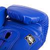 Перчатки боксерские кожаные на шнуровке TWINS BGLL1 (р-р 12-18oz, цвета в ассортименте), фото 5