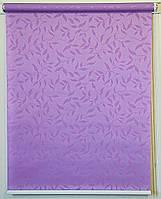 Рулонна штора Натура Бузковий, фото 1