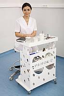 Медицинский столик ПАНОК — 2 прямоугольный Медаппаратура