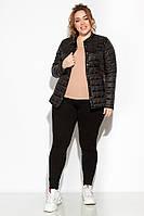 Женская демисезонная куртка 120PMH808 (Черный)