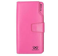 Женский клатч Wallerry Business Woman Baellerry розовый