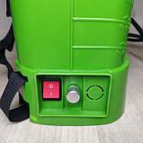 Опрыскиватель садовый аккумуляторный Procraft AS-12 литров, фото 7