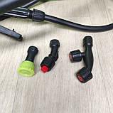 Опрыскиватель садовый аккумуляторный Procraft AS-12 литров, фото 8