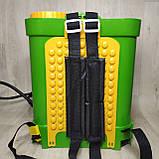 Опрыскиватель садовый аккумуляторный Procraft AS-12 литров, фото 9