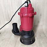 Фекально-дренажный насос Могилёв ФДН-2300 для грязной воды с поплавком, фото 3